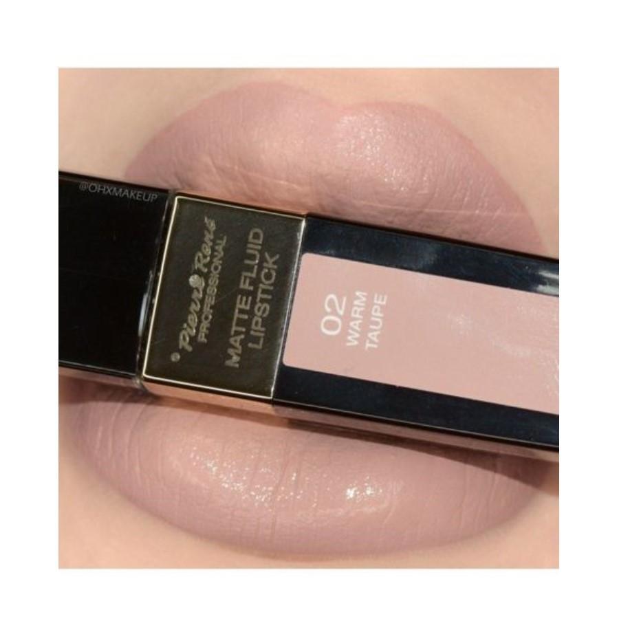 Matte Fluid Liquid Lipstick 3