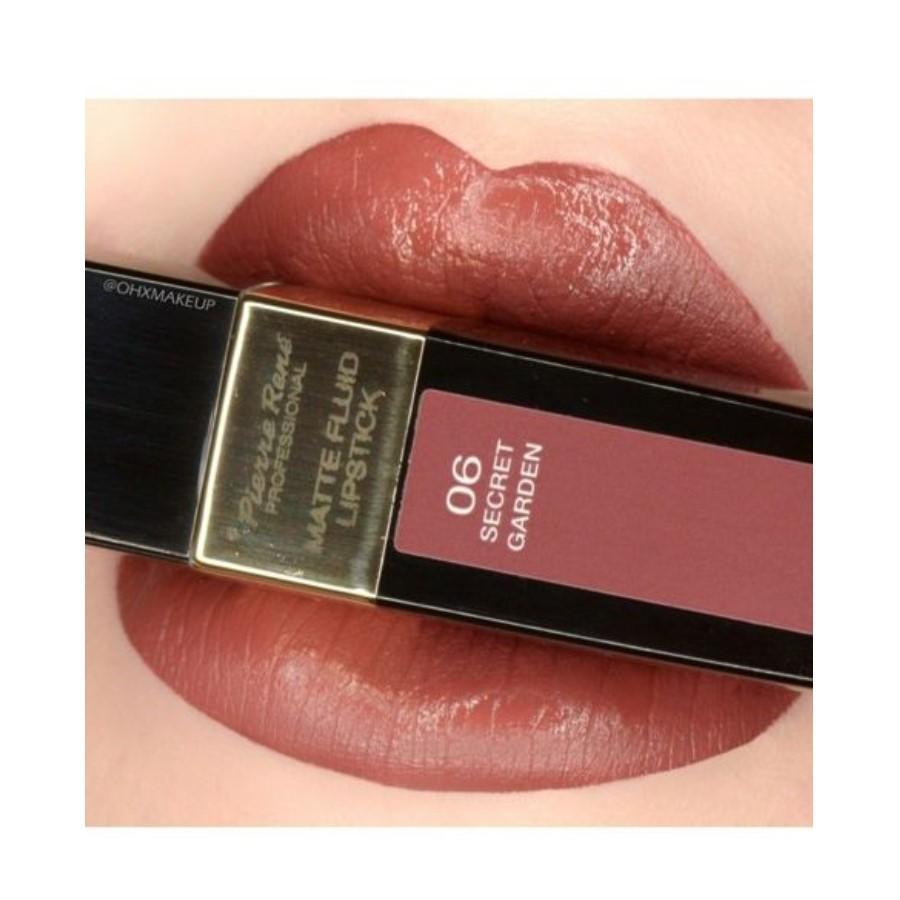 Matte Fluid Liquid Lipstick 9