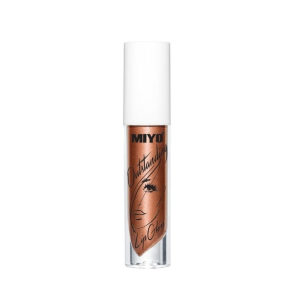lip gloss metallic eye and lip topper