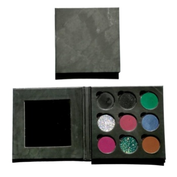 queen maleficent 9 piece eyeshadow palette