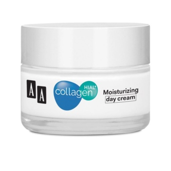 Collagen Hial plus Firming and Moisturizing Day Cream 50 ml is for ALL skin types as well as for sensitive skin prone to allergy or harsh environmental factors.