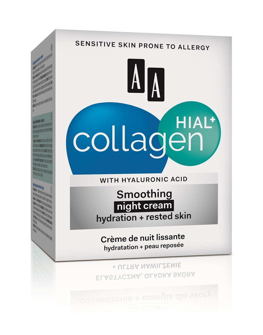 Collagen Hial Plus Smoothing and Regenerating Night Cream 50 ml 1