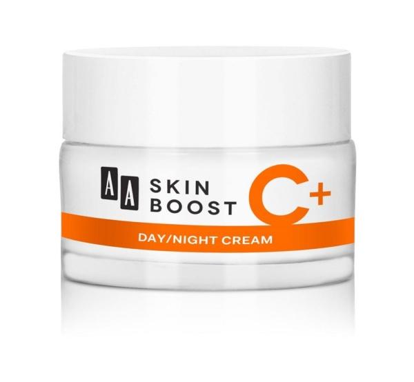AA Skin Boost Night Cream With Vitamin C 50 ml 4
