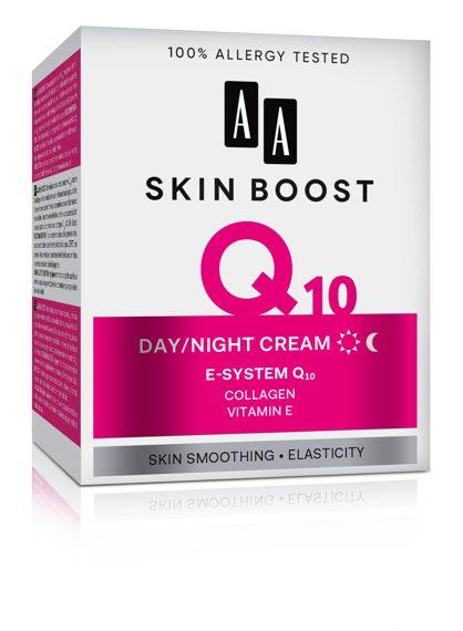 aa skin boost day night cream with q10 50 ml