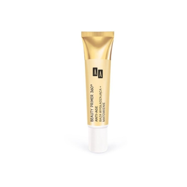 AA Beauty Primer 360 Smoothing matting anti age 2