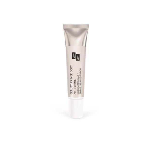 AA Beauty Primer 360 matting pore reducing anti shine 2