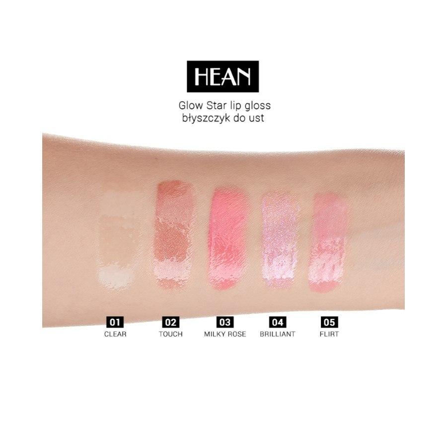 Hean Lip Gloss Glow Star 9