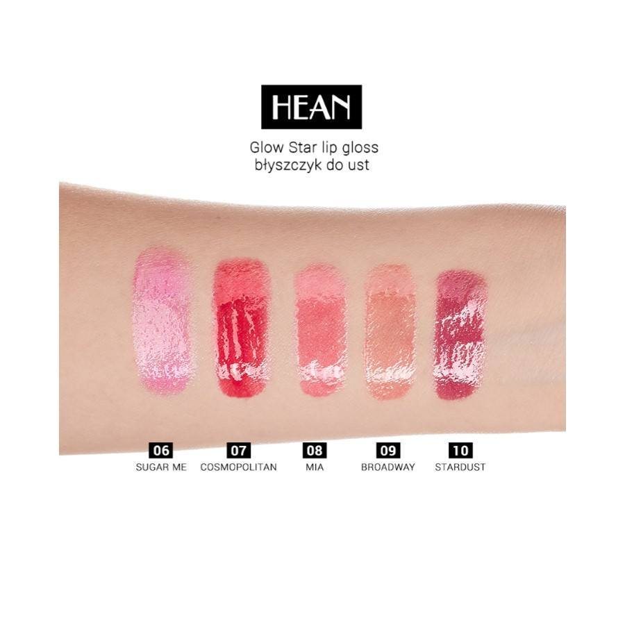 Hean Lip Gloss Glow Star 22