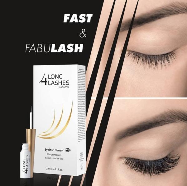 Long 4 Lashes Serum 3 ml 16