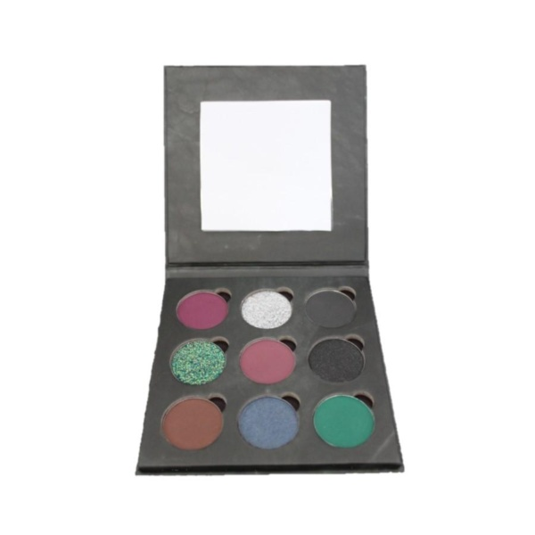 Queen Maleficent 9 Piece Eyeshadow Palette 8