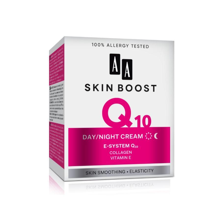 AA Skin Boost Day Night Cream With Q10 50 ml 3