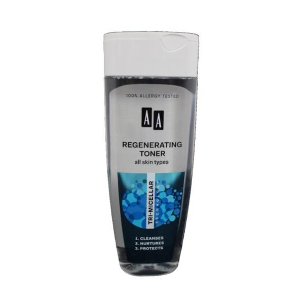 AA Cosmetics Tri Micellar Regenerating Toner 2