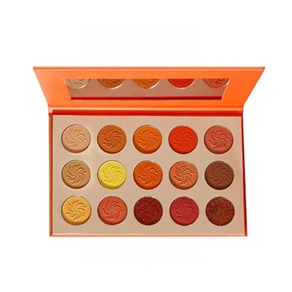 15 piece eyeshadow palettes