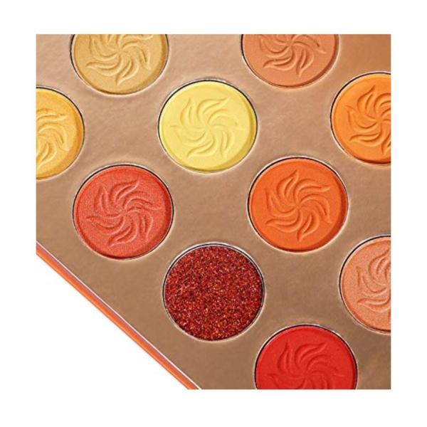 15 Piece Eyeshadow palettes 2