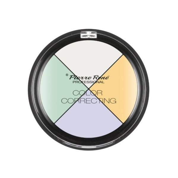pierre rene color correcting palette
