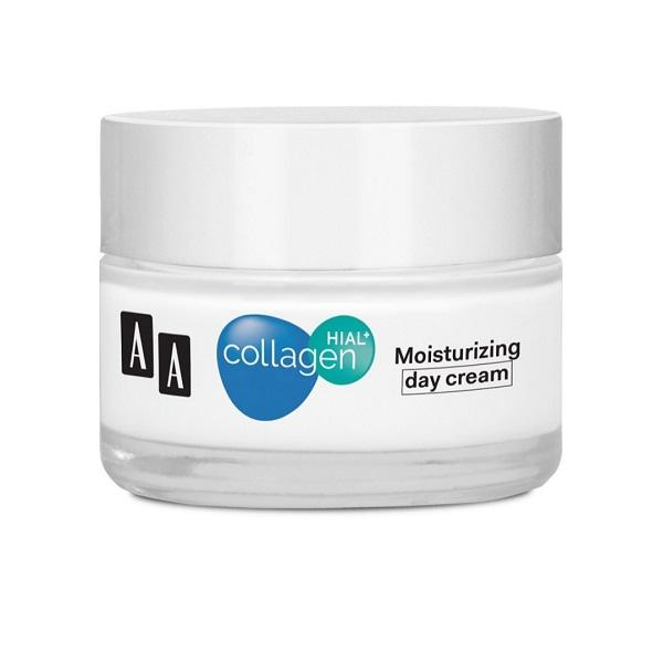 Collagen Hial plus Firming and Moisturizing Day Cream 50 ml 4