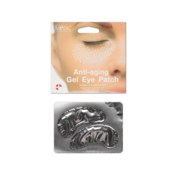 eye patches with collagen hyaluronic acid