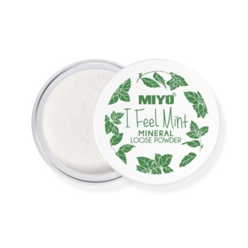 Mint Mineral Powder