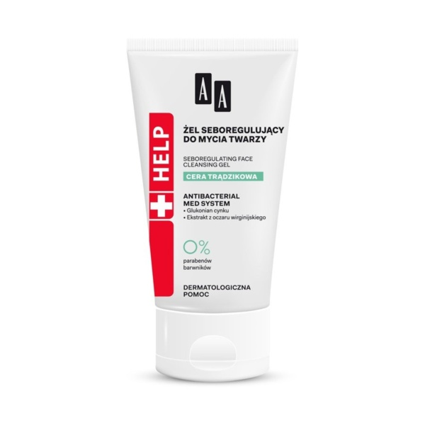 Acne SeboRegulating Face Cleansing Gel 150 ml