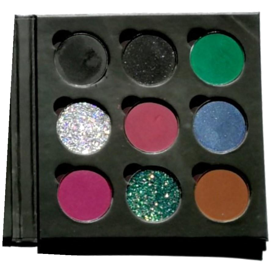 Queen Maleficent 9 Piece Eyeshadow Palette 1