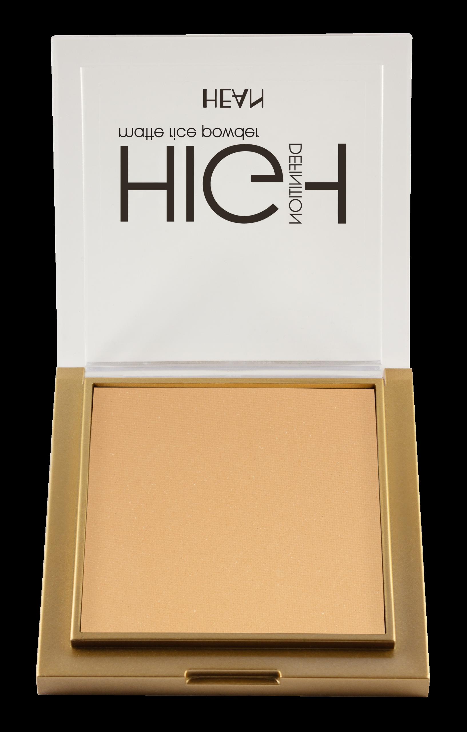 Hean High Definition Mattifying Rice Powder 1