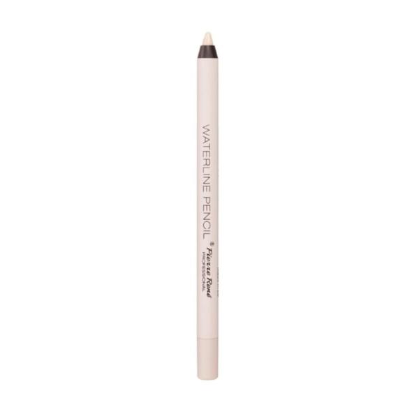 pierre rene white waterline pencil