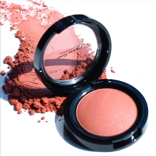 baked powder blush