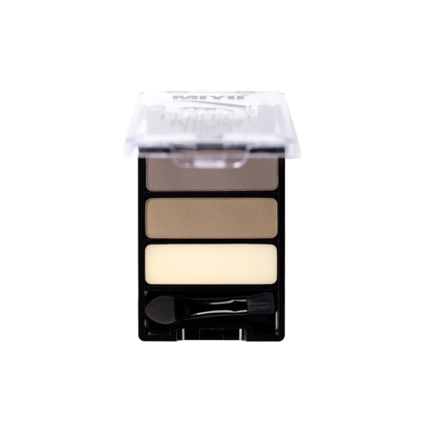 Miyo Perfect Brow Trio 8