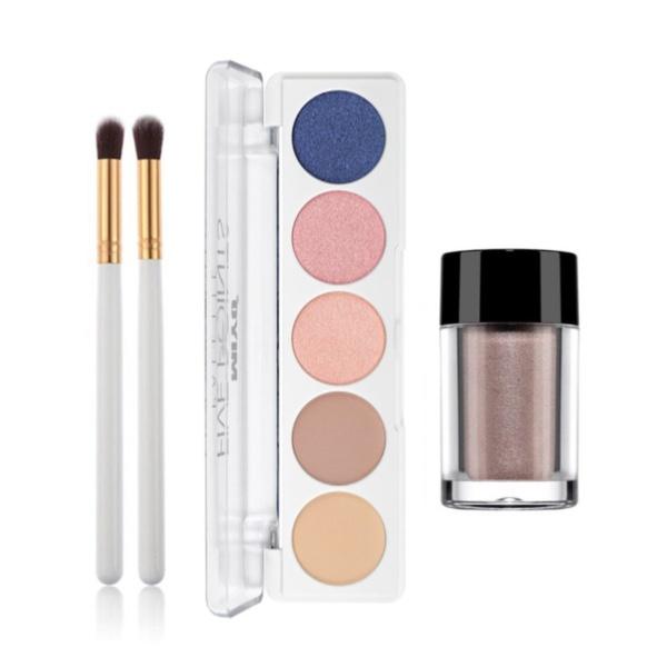 4 holiday eyeshadow gift bundles
