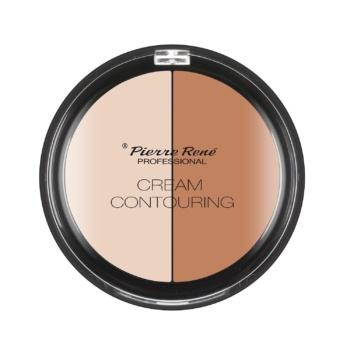 cream contour palette 2 shades