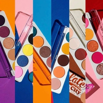 new 5 points eyeshadow palettes