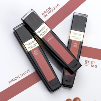 3 new matte liquid lipsticks