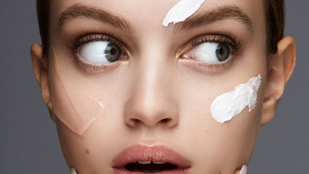 primer for eyes and face