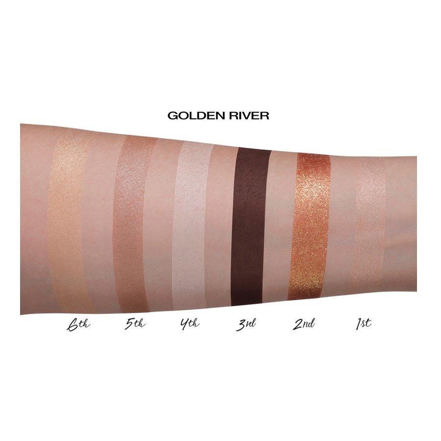 6th Sense Eyeshadow Palettes 2
