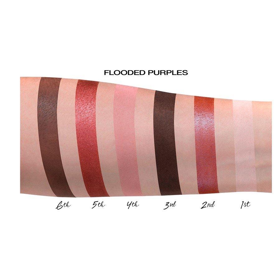 6th Sense Eyeshadow Palettes 8