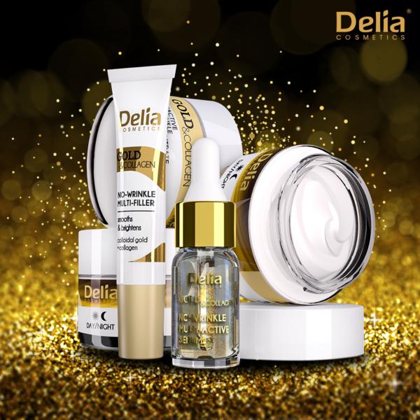 Gold & Collagen Skincare Range 2