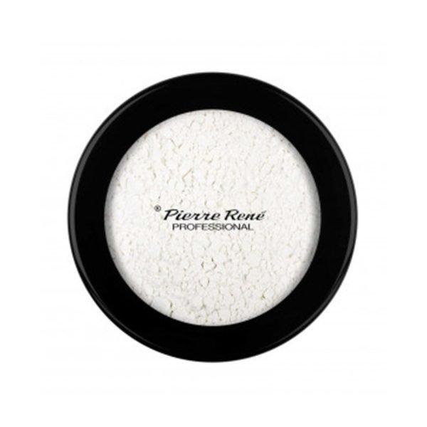 loose rice powder