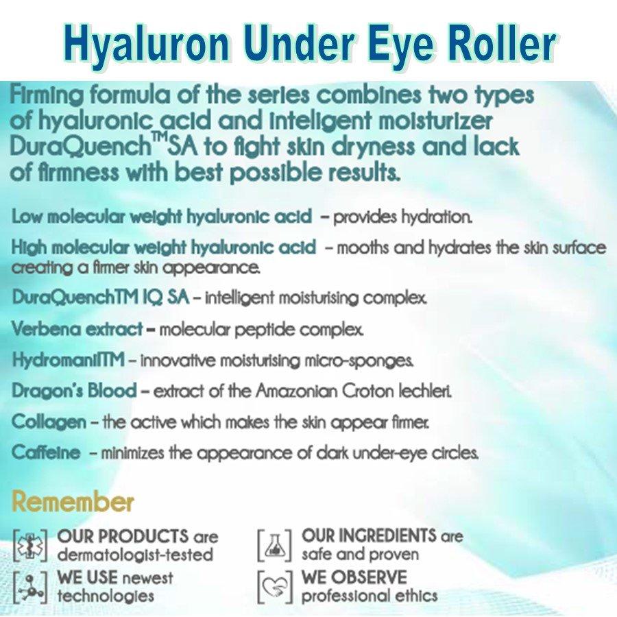 under eye roller