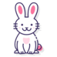 rabbit-icon-x